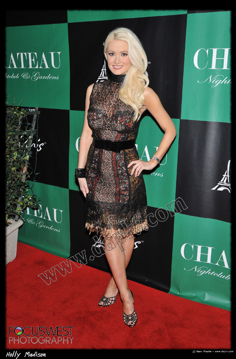 Holly Madison of Holly s World