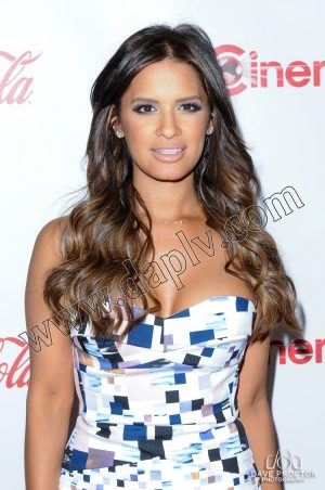 CinemaCon 2015 Rocsi Diaz