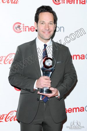 CinemaCon 2015 Paul Rudd