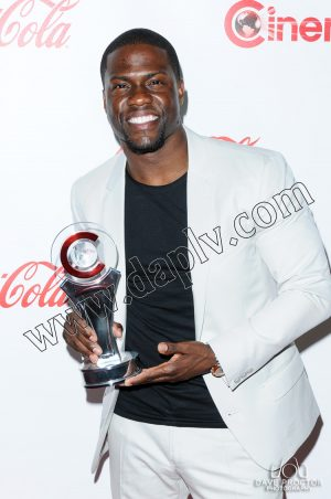 CinemaCon 2015 Kevin Hart