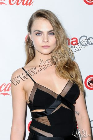 CinemaCon 2015 Cara Delevingne
