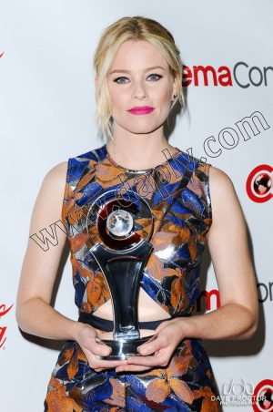 CinemaCon 2015 Elizabeth Banks