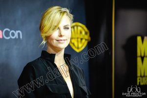 CinemaCon 2015 Charlize Theron