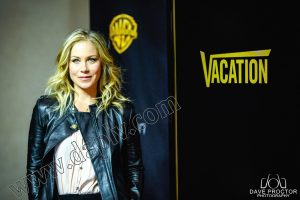 CinemaCon 2015 Christina Applegate