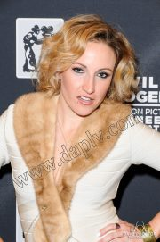 CinemaCon 2015 Laura Reed