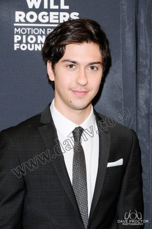 CinemaCon 2015 Nat Wolff