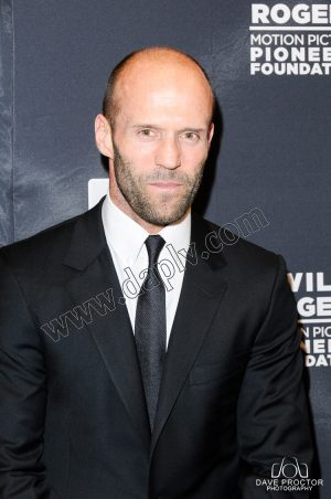 CinemaCon 2015 Jason Statham