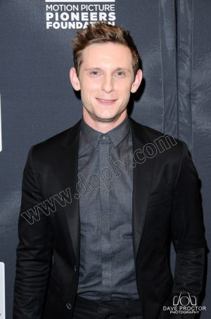 CinemaCon 2015 Jamie Bell