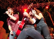Charles Kelly, Hillary Scott & Dave Haywood of Lady Antebellum
