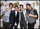 Justin Spencer, Jimmy Magoon, Ryan Vezina & Todd Griffin