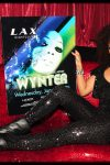 Wynter Gordon at LAX