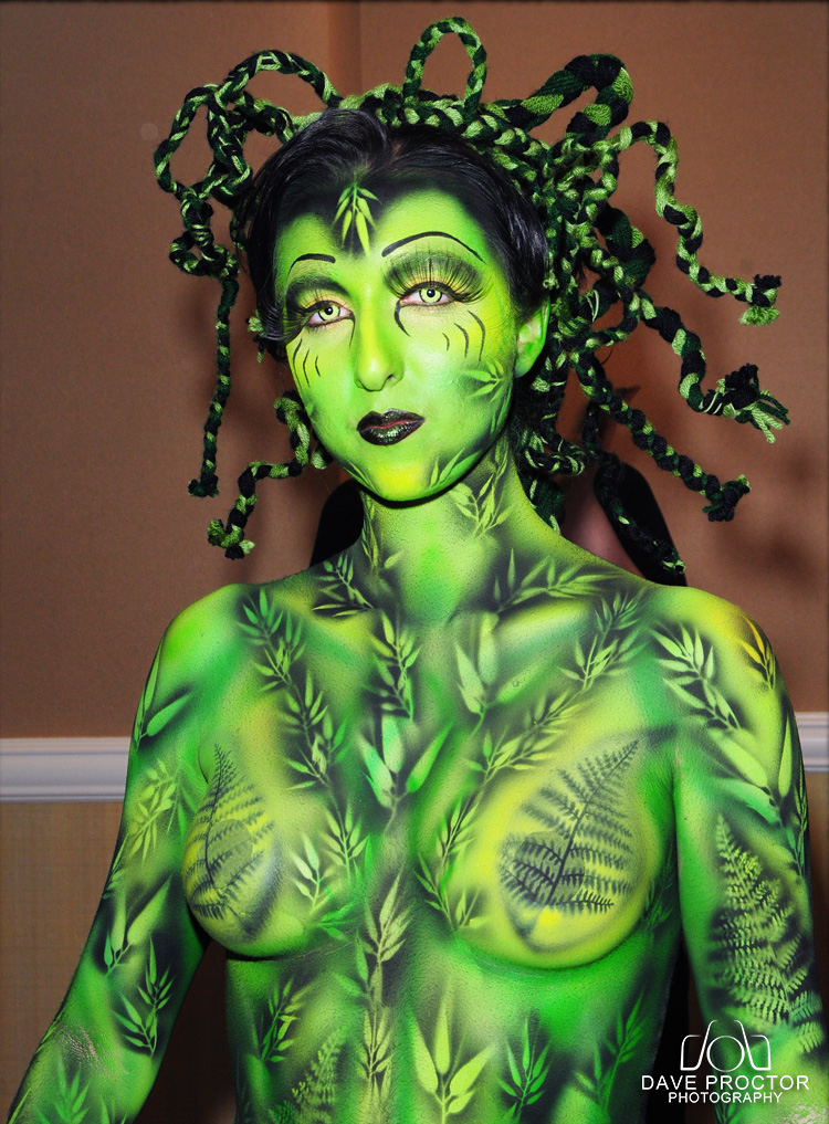 NABPC North American Body Paint Championship