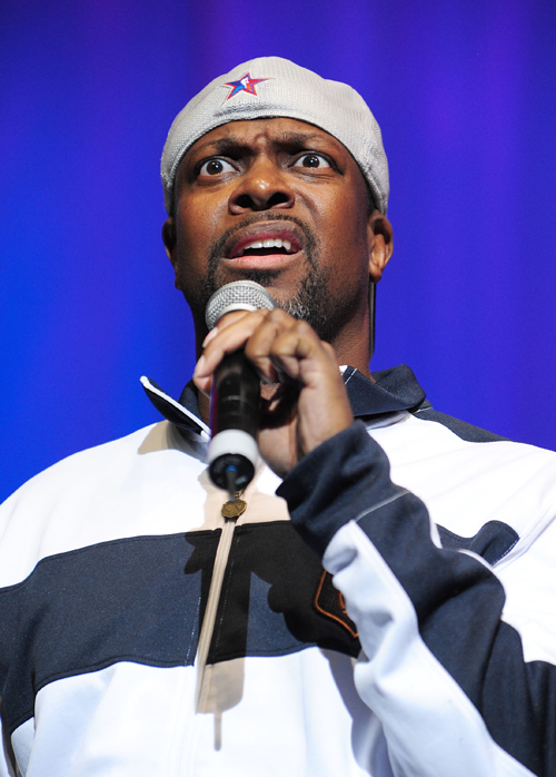 Chris Tucker Storms the Stage at Flamingo