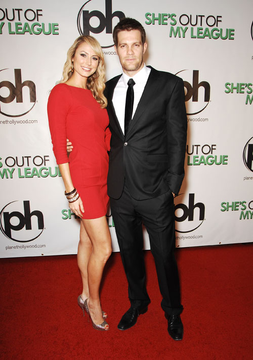 "Premiere of ""She's out of my League"""