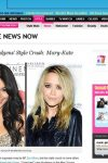 Vanessa Hudgens' Style Crush: Mary-Kate Olsen!