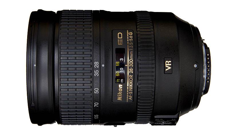Nikon announces the new 28-300mm VR lens