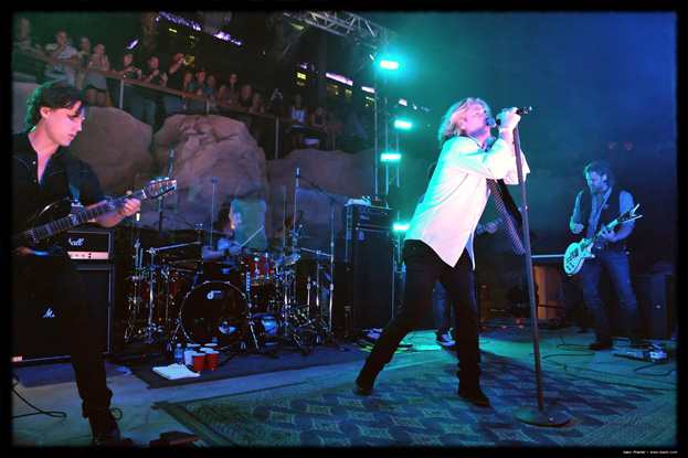 Collective Soul at the Hard Rock Hotel
