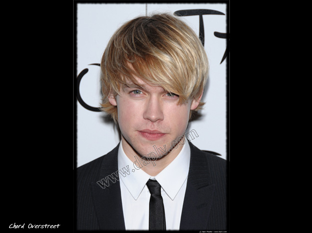 Chord Overstreet from GLEE celebrates his birthday at Tao