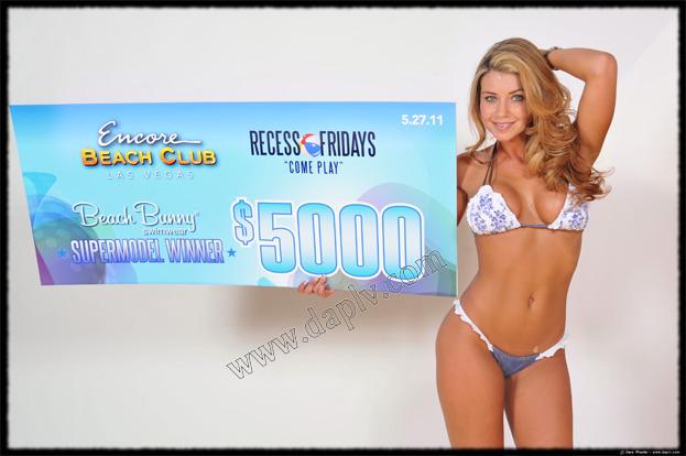 And the Beach Bunny Bikini contest winner is…