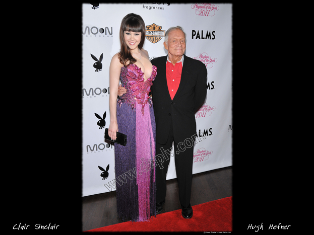 Playboy Playmate of the Year Party 2011