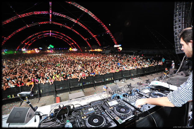 Electric Daisy Carnival 2011