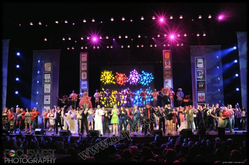 "25th ""Ribbon of Life"" Show"