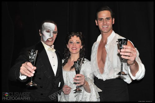 Phantom celebrates five years at the Venetian