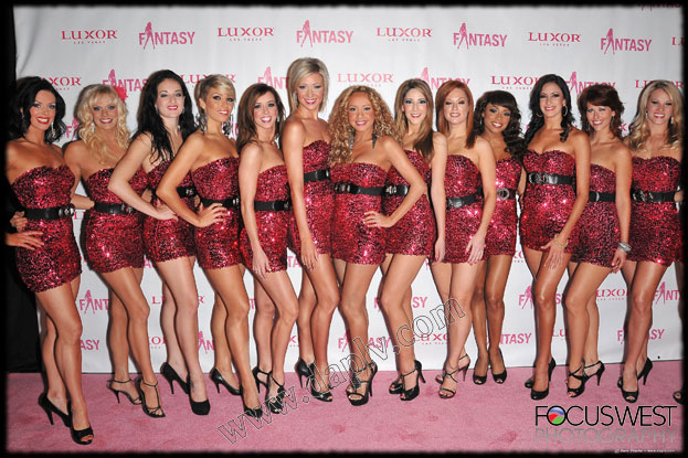 Fantasy Celebrates it's 12th year at the Luxor
