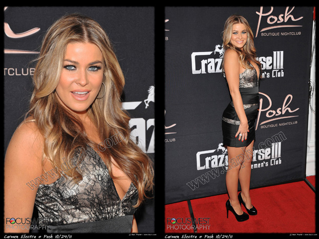 Carmen Electra at Posh
