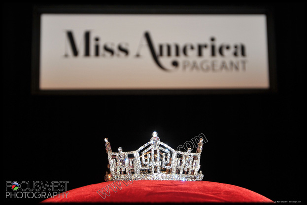 Miss America takes over Vegas