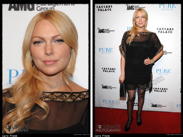Laura Prepon at Pure Nightclub