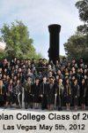 Kaplan College Graduation – May 4th 2012