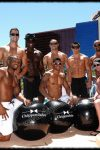 Chippendales at the Voo Pool