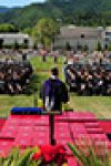 Southern Oregon University 2012 Commencement