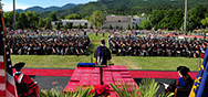 Southern Oregon University 2012 Commencement