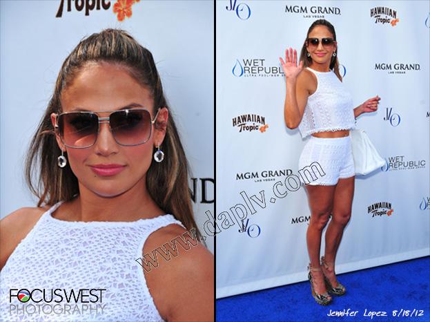 Jennifer Lopez - Wet