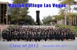 Kaplan College Graduation – November 9th, 2012