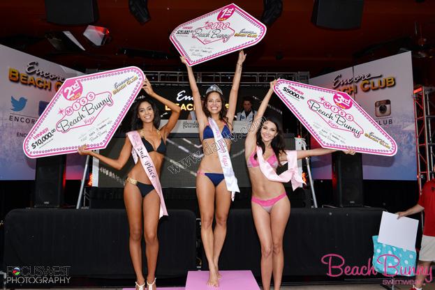 Miss Beach Bunny Las Vegas 2013