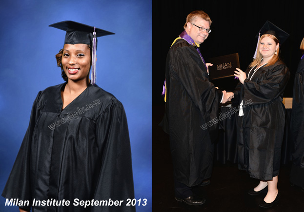 Milan Institute of Las Vegas, Graduation Ceremony September 28th, 2013 at Cashman Center
