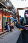 A day in the French Quarter…