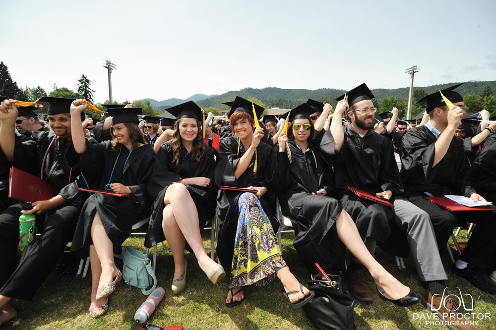 Graduation Photography by Dave Proctor