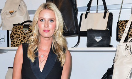Nicky Hilton at Magic