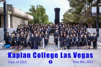 Kaplan College Graduation