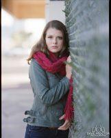 Rebecca – RB67 Film shoot